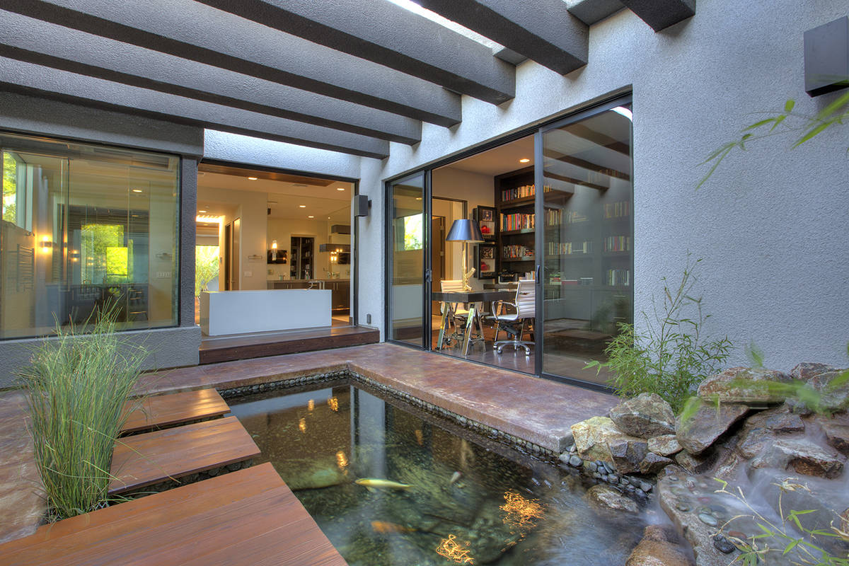 Zen and meditation rooms are becoming more popular for luxury homebuyers, according to Las Vega ...