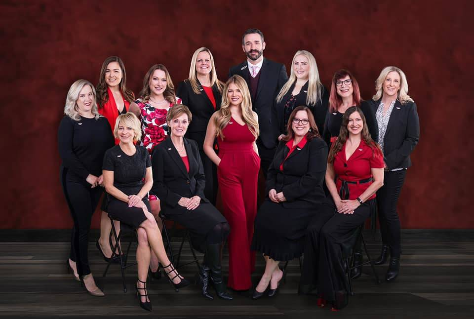 Commercial Real Estate Women (CREW) Las Vegas has announced its 2021 board.