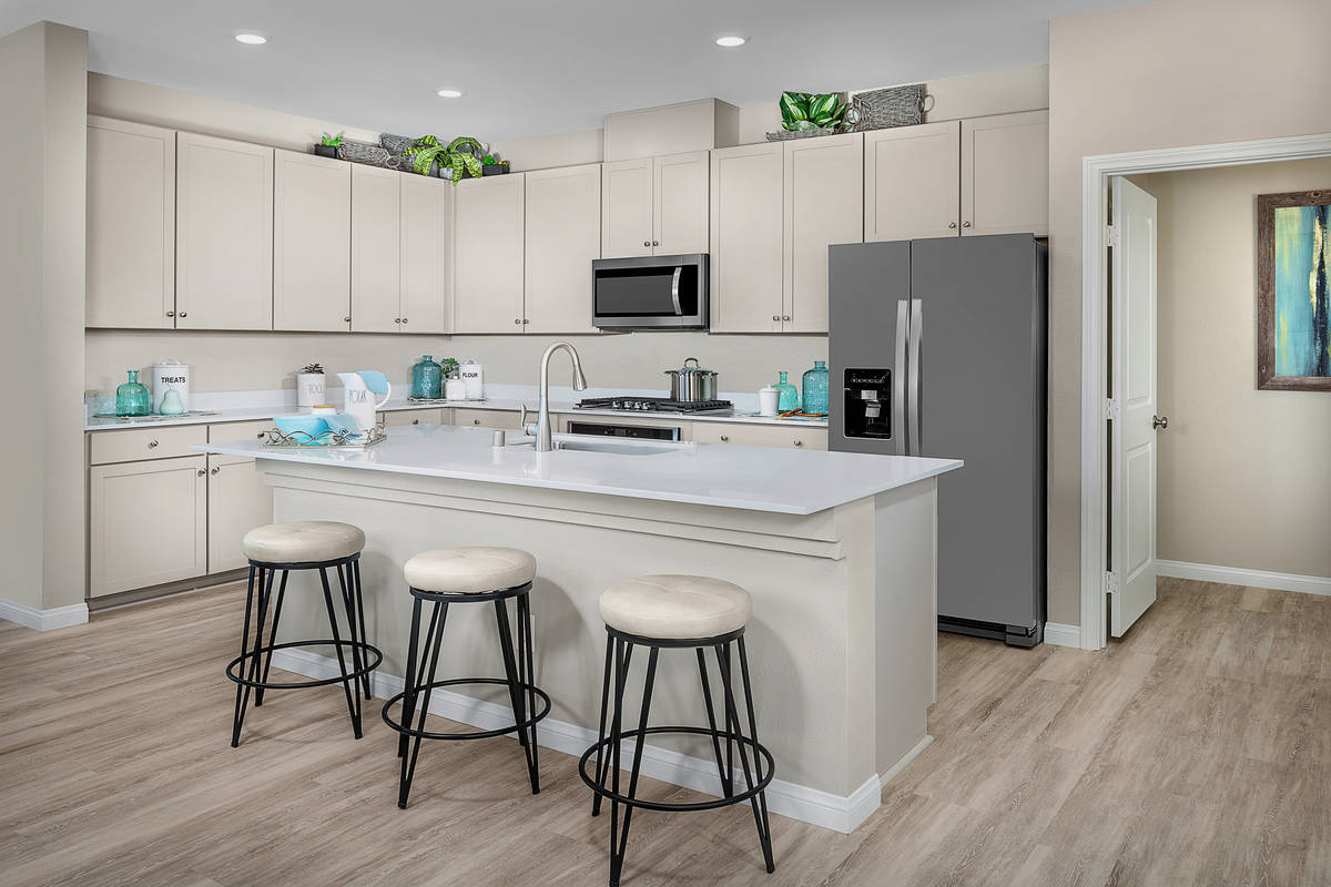 KB Home KB Home is one of the builders that is looking at North Las Vegas as a growth segment o ...
