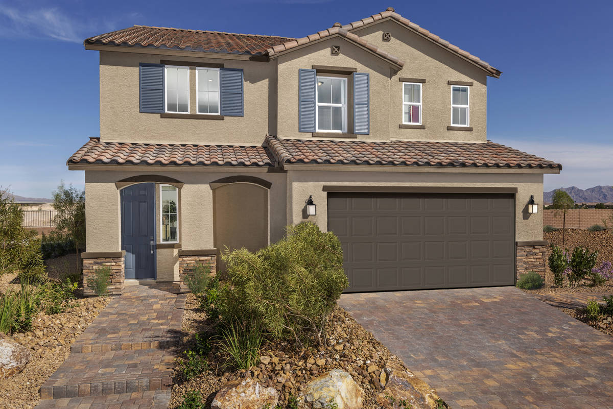 KB Home New home sales tripled in North Las Vegas during the past two years. KB Home offers hom ...