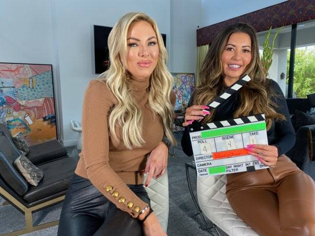 Ouse Media Group Las Vegas Realtors Alese Morrow and Michele Sullivan are filming a reality TV ...