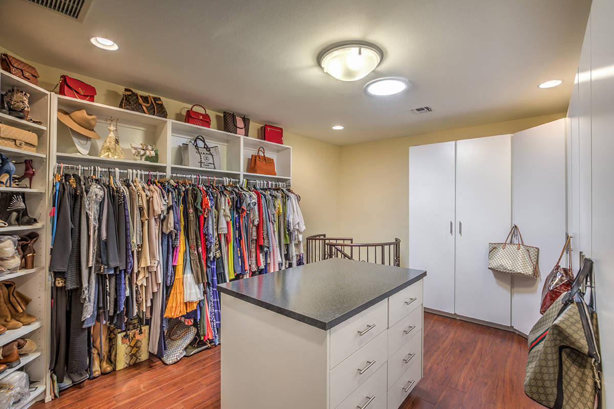 Another closet. (Mark Wiley Group)