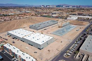 Colliers Las Vegas' Willmore Industrial Team announced it is representing longtime Las Vegas ...