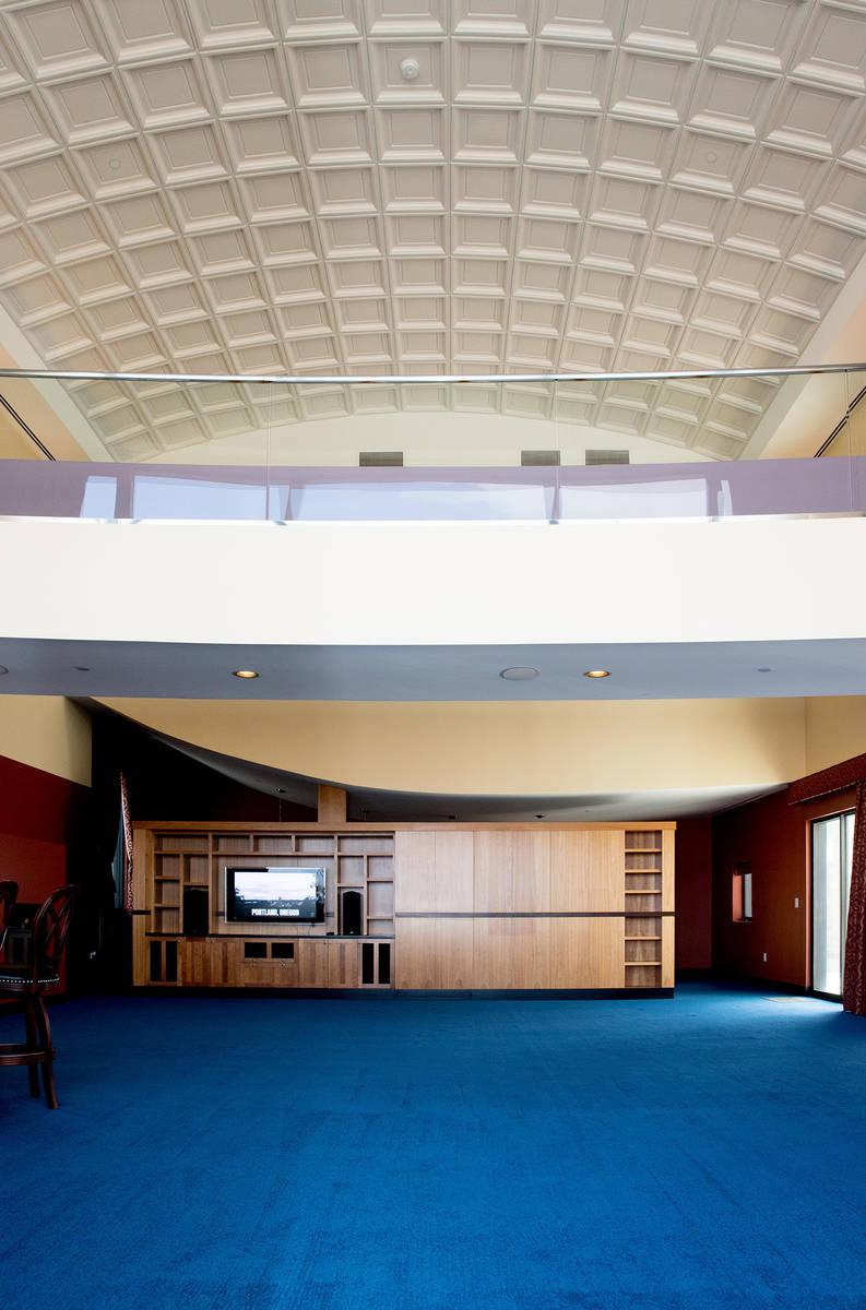 The great room. (Tonya Harvey Real Estate Millions)