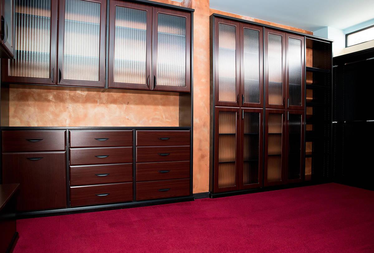 The master suite. (Tonya Harvey Real Estate Millions)