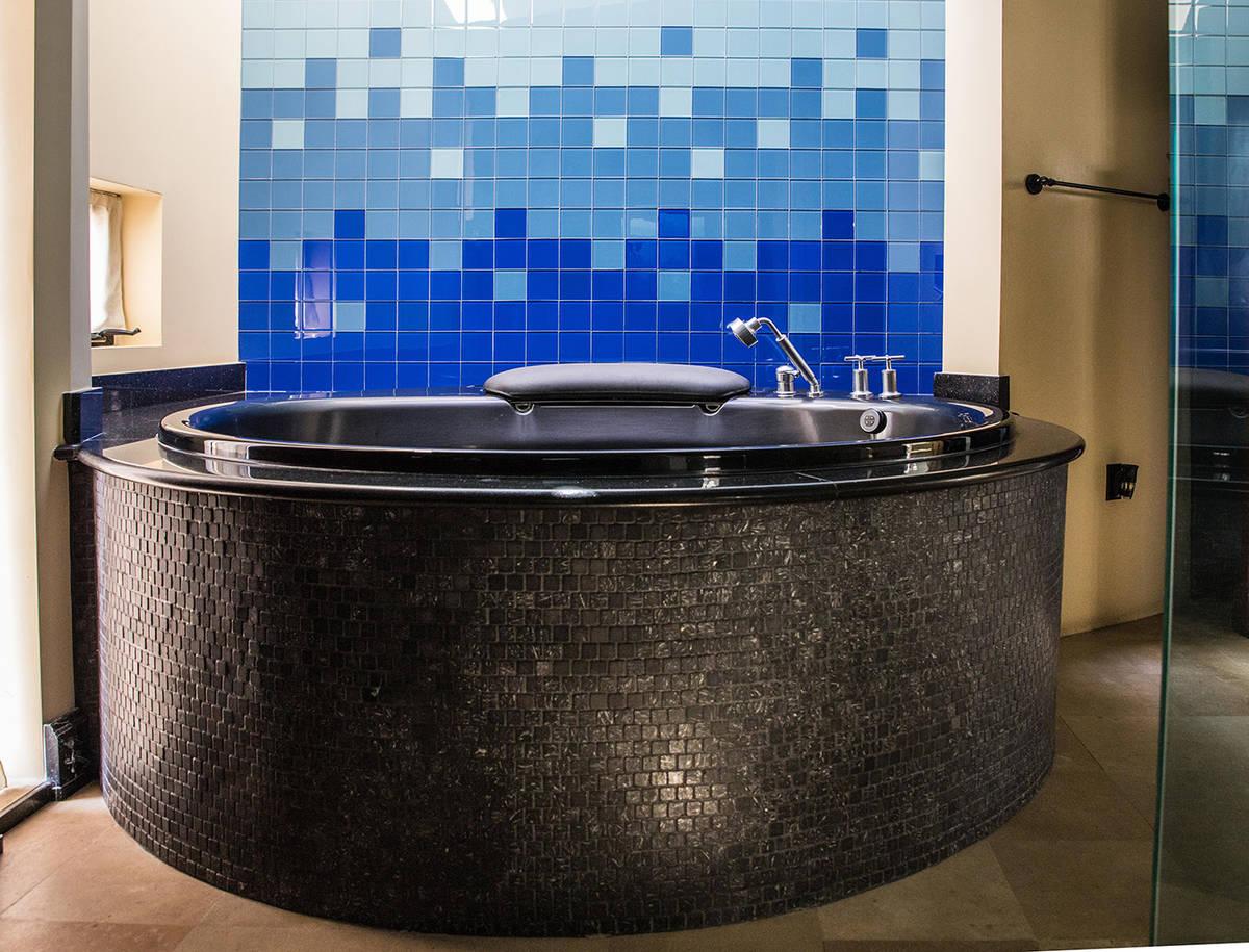 The spa. (Tonya Harvey Real Estate Millions)