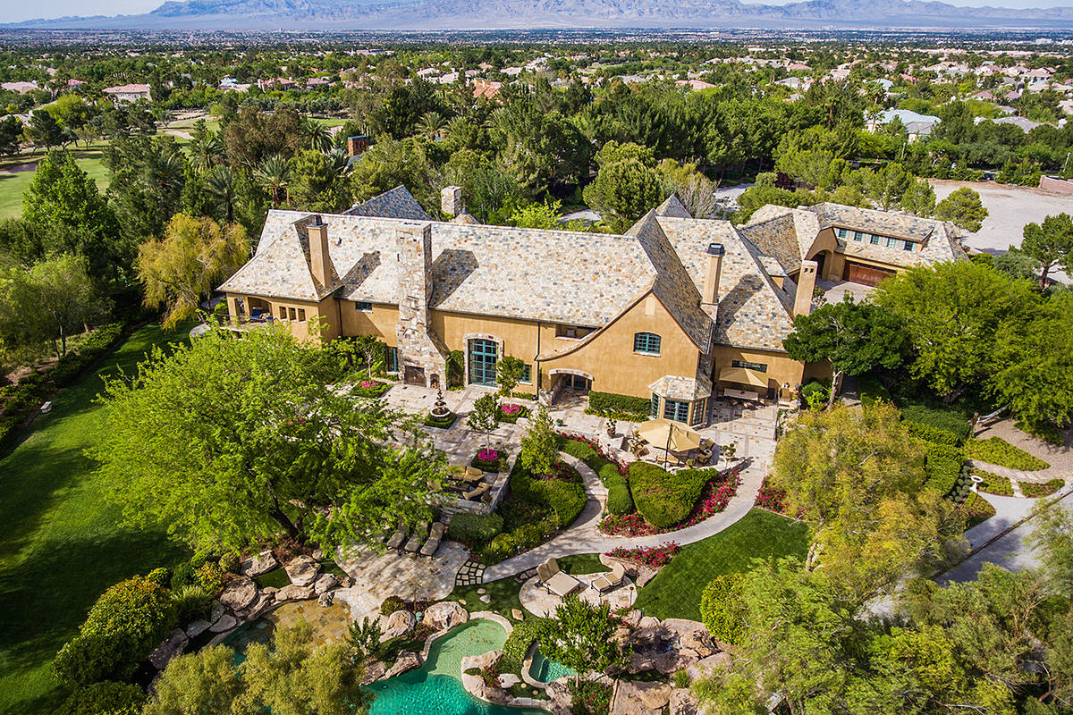 The Ivan Sher Group Former casino executive Barry Shier has sold his home on Billionaires Row ...