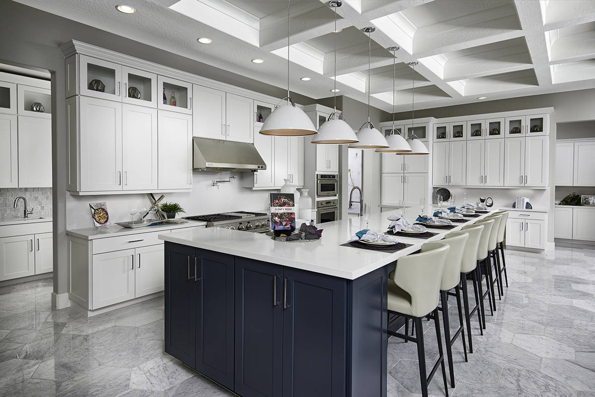 Richmond American Homes Richmond American Homes' Galway Grove in the southwest valley offers ha ...