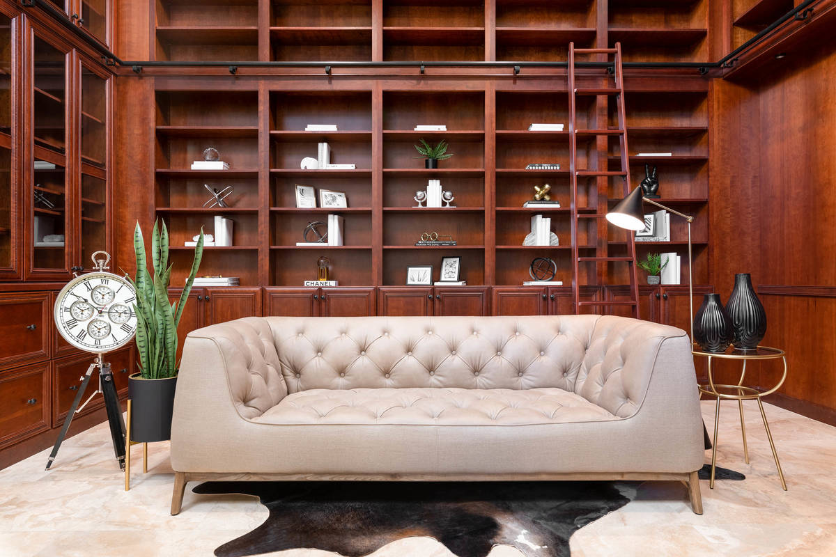 Stately Home Staging Heidi Carlsen, a designer at Stately Home Staging, says that even a hot re ...