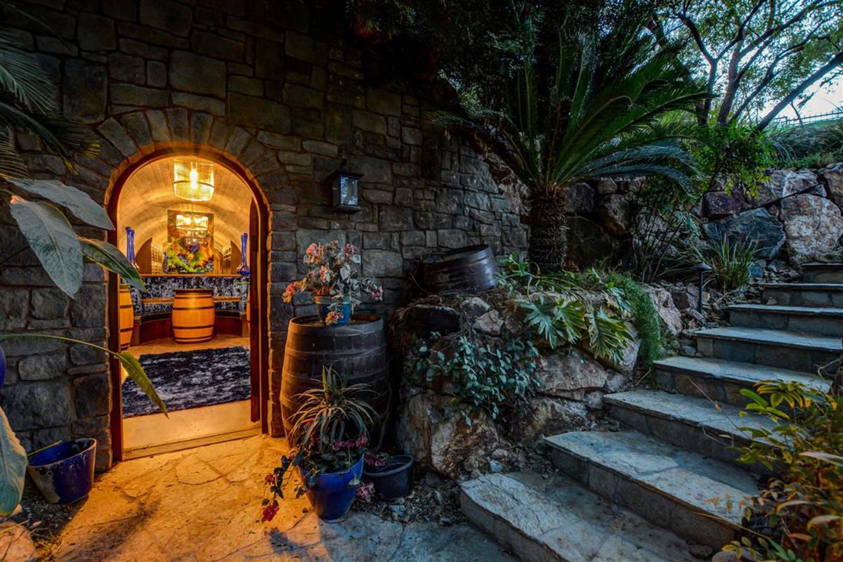 Wine cellar. (Keller Williams)