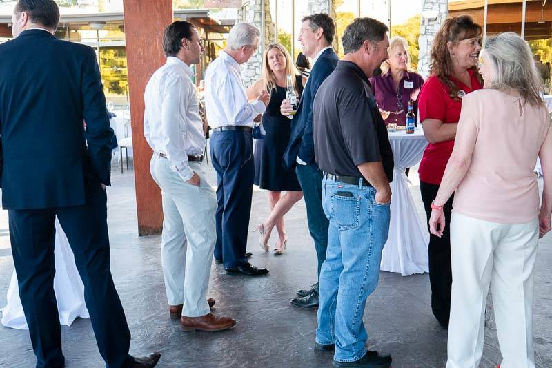 Commercial Alliance Las Vegas (CALV) attracted a record number of RSVPs and a crowd of more tha ...