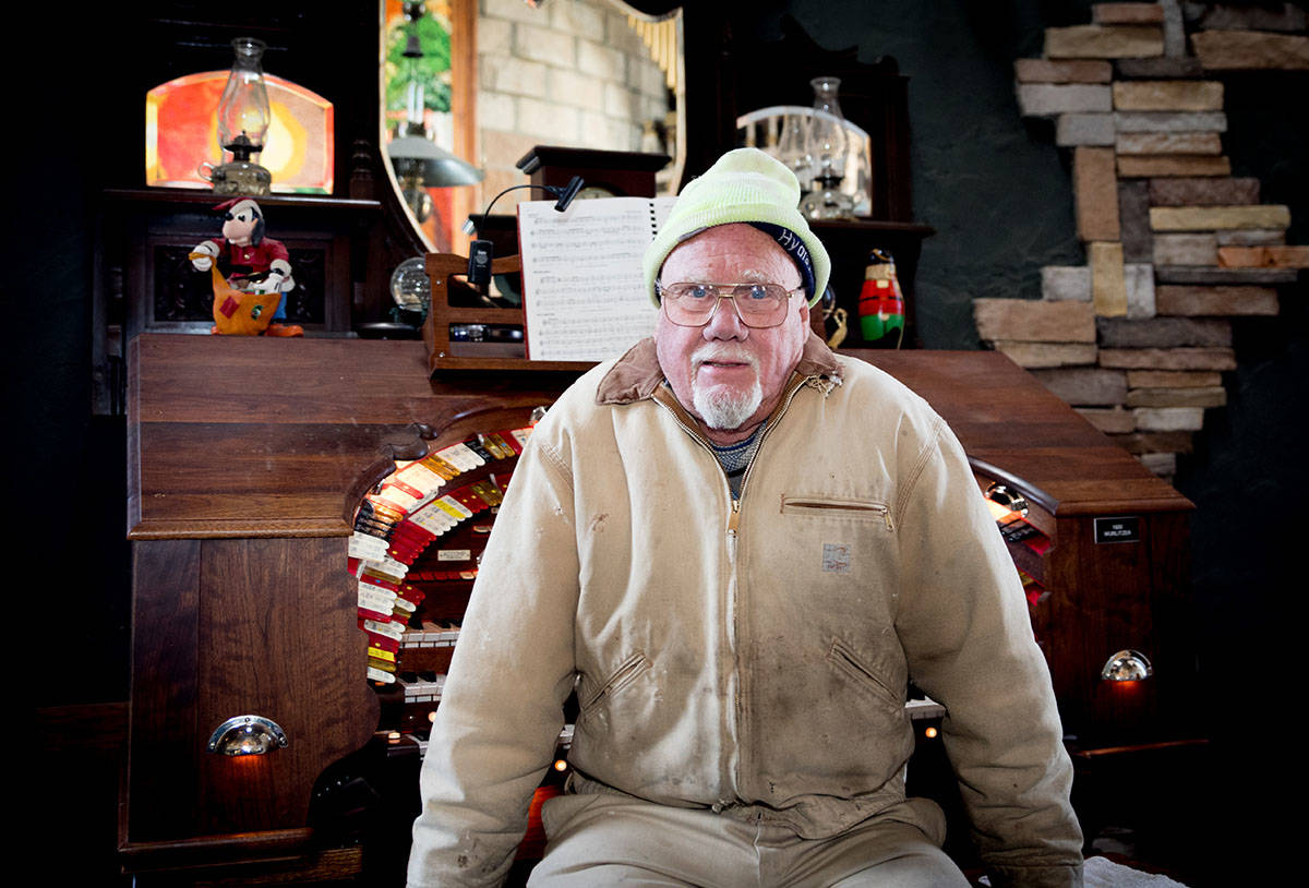 It took Randy Johnston more than a decade to build the Hard Luck Mine Castle. He had it listed ...