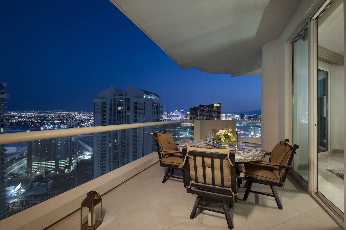Turnberry Place Penthouse has been listed for $2,249,000. (Kristen Routh-Silberman)