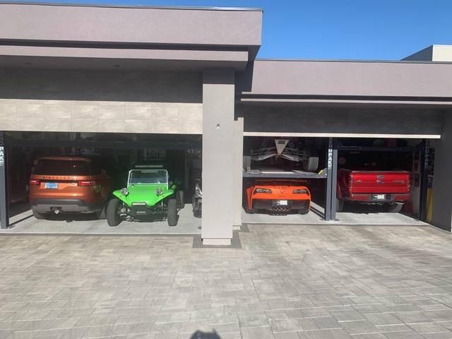 Mike Bilek is building a new house that has more garage space. (Mike Bilek)