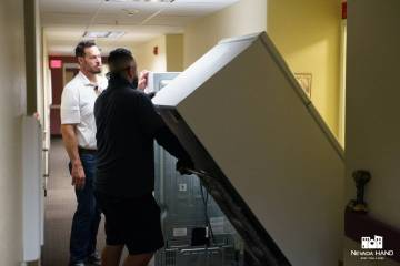 NV Energy is delivering nearly 100 free energy-efficient appliances through NV Energy's Power ...