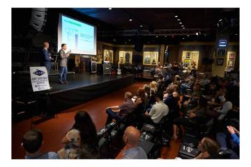 The 2018 Digital Planning and Technology Days were held at the Hard Rock Cafe. This year, The L ...