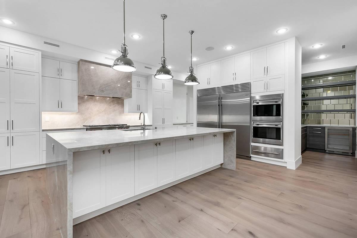 The home features European oak floors. (Ivan Sher Group)