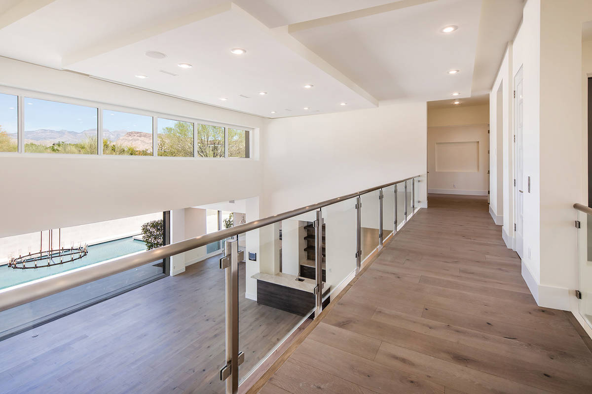 The home was remodeled for a modern look and feel. (Ivan Sher Group)