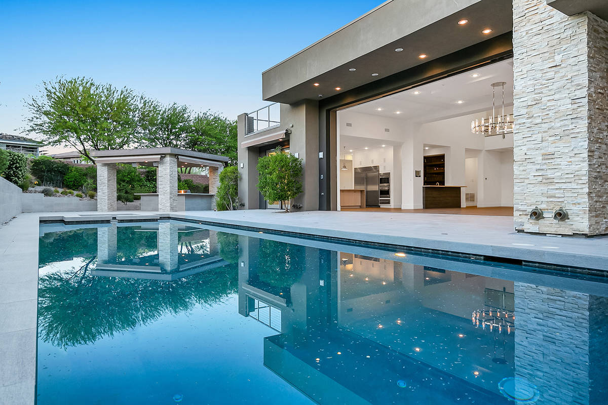 The pool. (Ivan Sher Group)