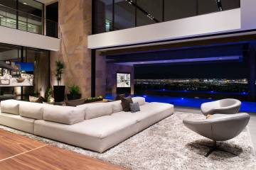 Anthony Hsieh, founder and chairman of LoanDepot, purchased the modern mansion for $25M. He wil ...