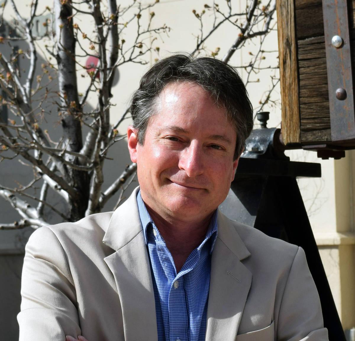 Myron Freedman (Guy Clifton/TravelNevada.com)