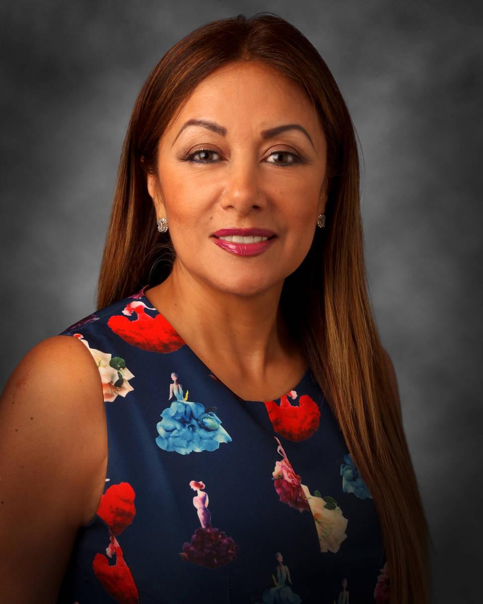 Maggie Arias-Petrel