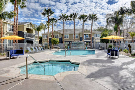 Atlas Apartment Homes, a 198-unit multifamily community, has sold for $35.25 million. (CBRE)