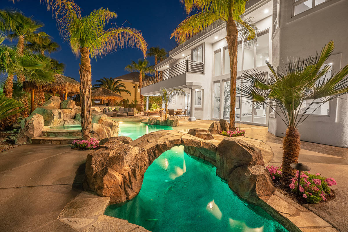 Located 2000 Bogart Court, the property is on the market for $2.125 million. (Michael Zelina Re ...