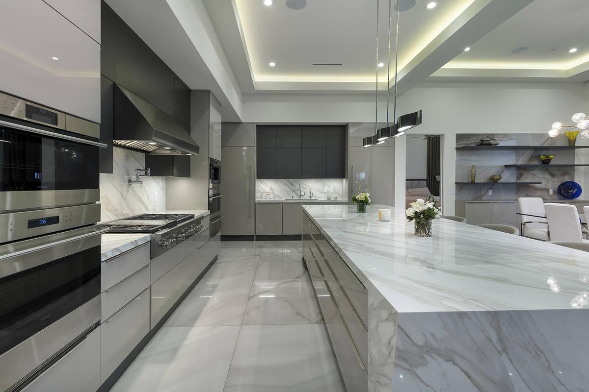 The kitchen. (Kristen Routh-Silberman)