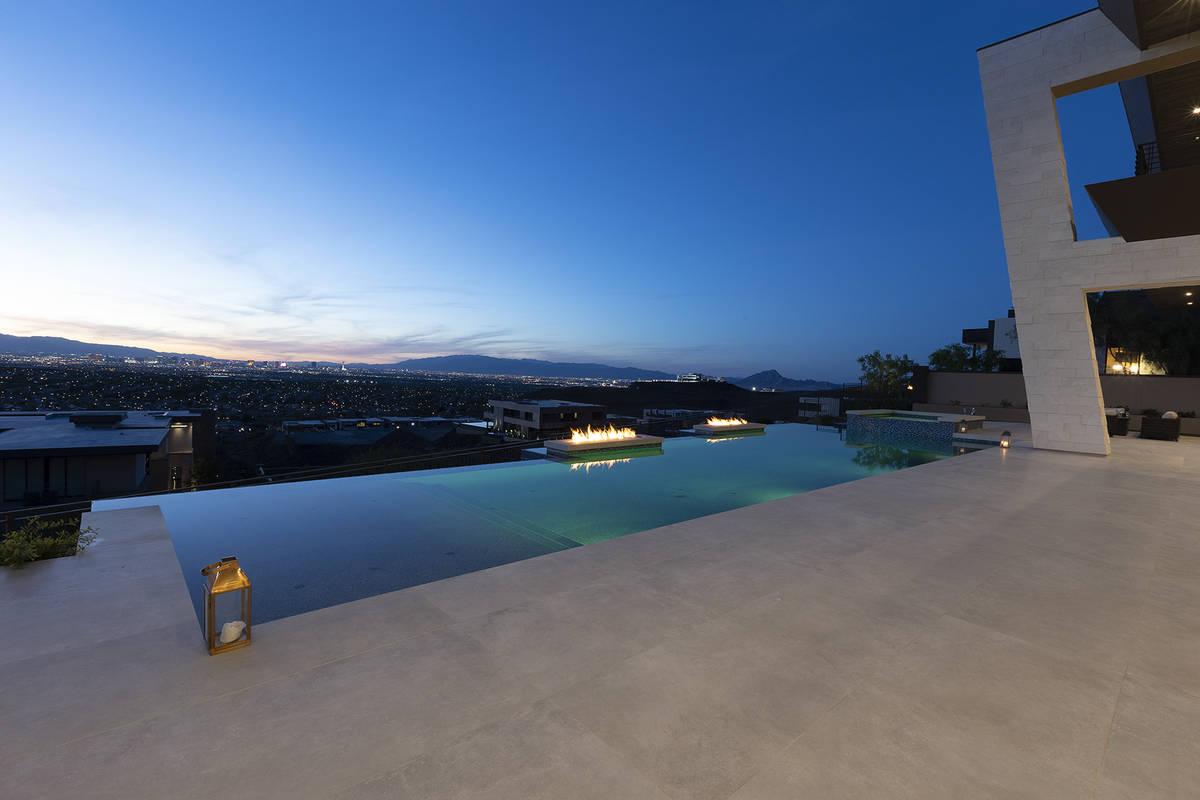 The pool. (Kristen Routh-Silberman)