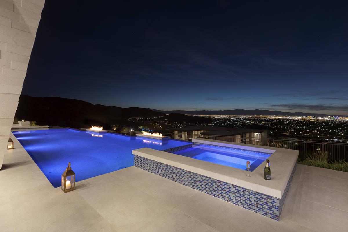 The spa. (Kristen Routh-Silberman)