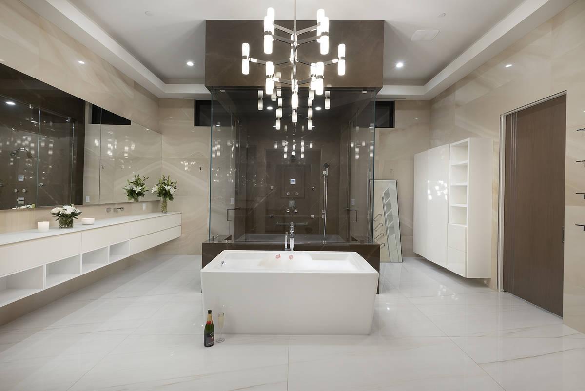 The master bath. (Kristen Routh-Silberman)