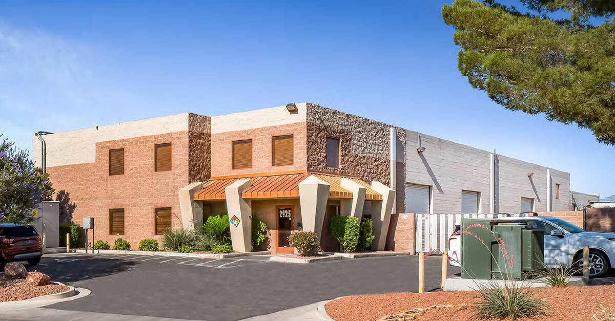Entering the Las Vegas market, Phoneix-based Alignment Realty Capital has acquired industrial b ...