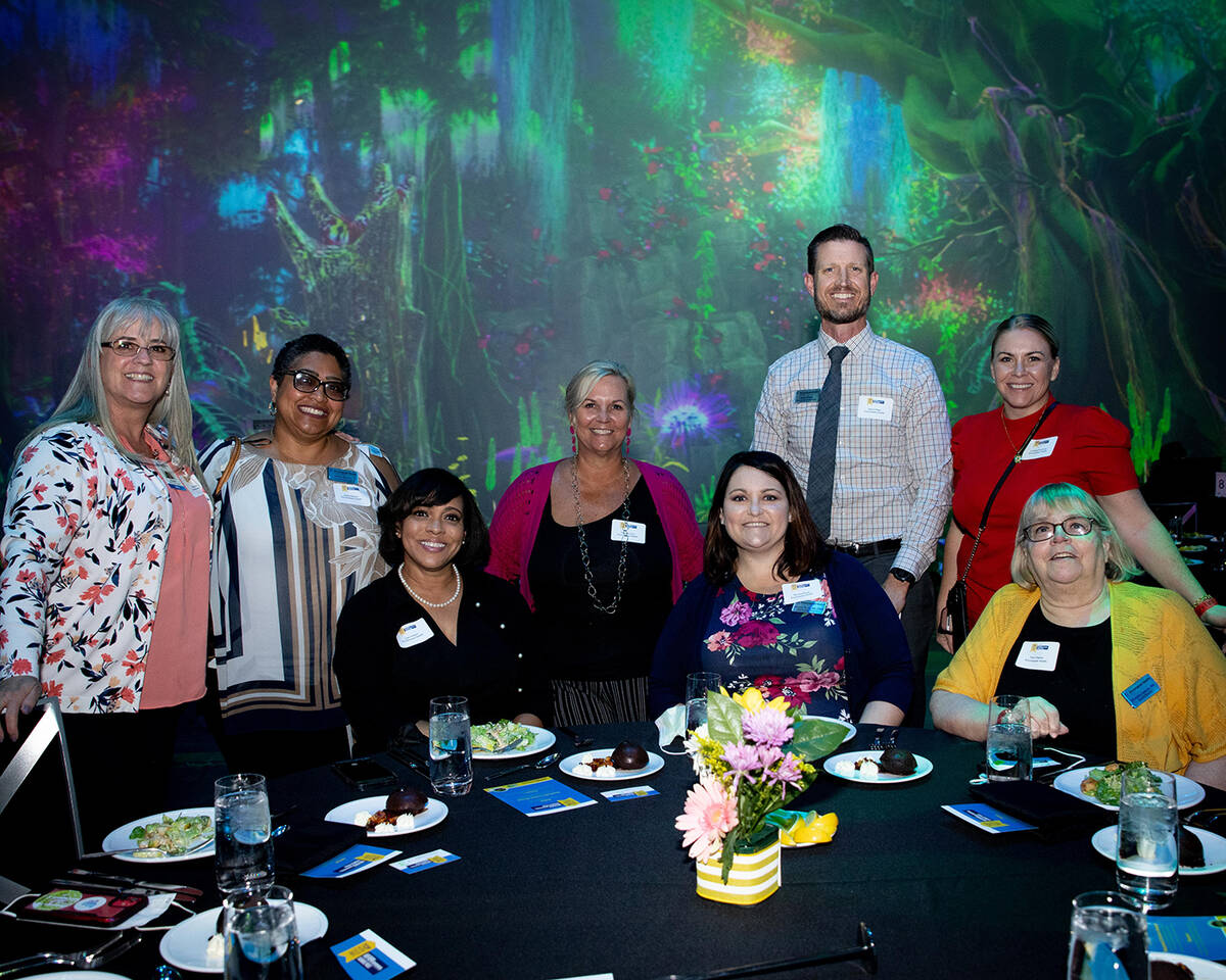 Encompass Health and Home Health & Hospice. (Tonya Harvey/Las Vegas Business Press)
