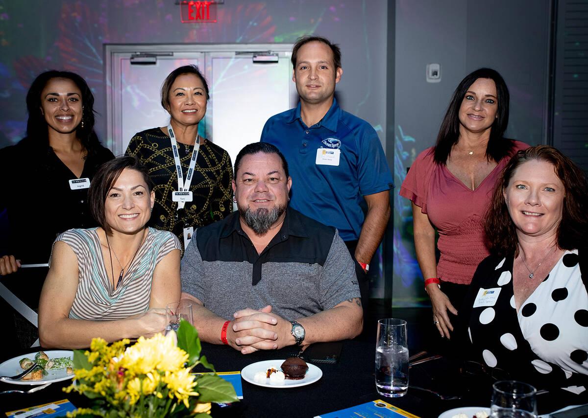 Ocean Spray Cranberries Inc. (Tonya Harvey/Las Vegas Business Press)
