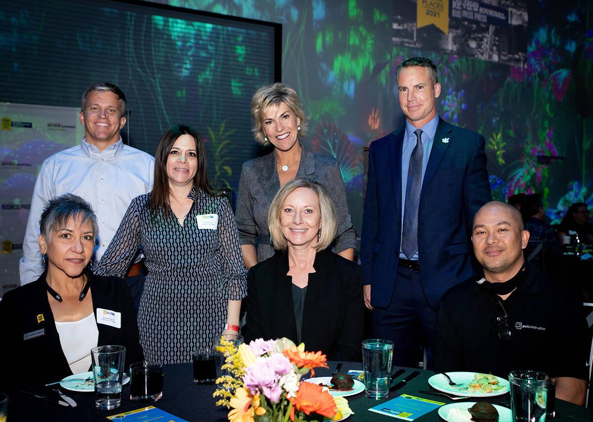PWI Construction Inc. (Tonya Harvey/Las Vegas Business Press)