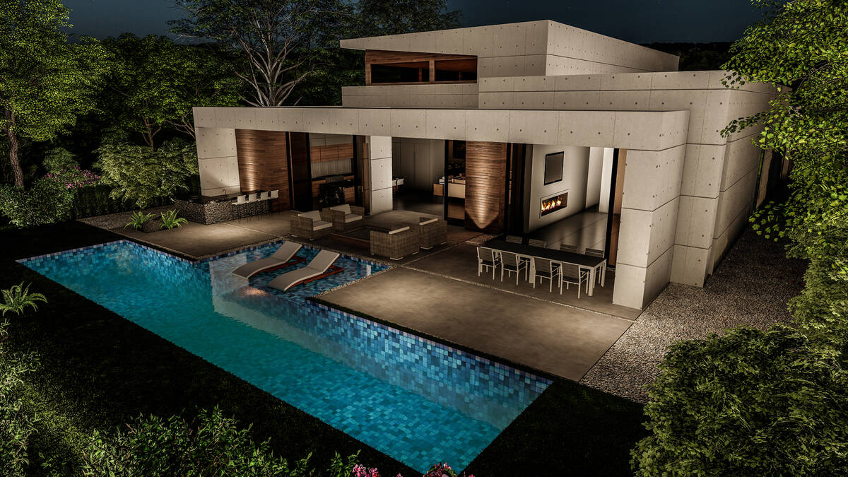 Livv is building two new luxury home communities in Las Vegas. The new home developer is focusi ...