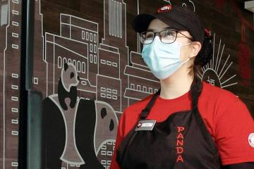Panda Express created a COVID task force when the pandemic first hit. It was quick to act to ma ...