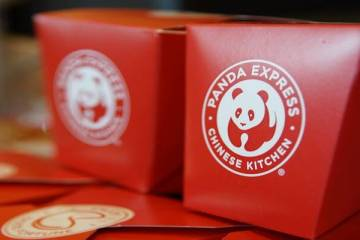 Panda Restaurant Group won the No. 1 Top Workplaces Nevada in the large company category. (Pand ...