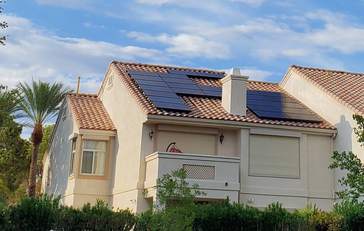 Homeowners who want to harness the power of the sun have a little more than two years to take a ...
