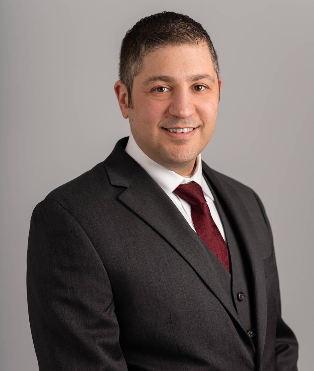 Dr. Domenic Martinello