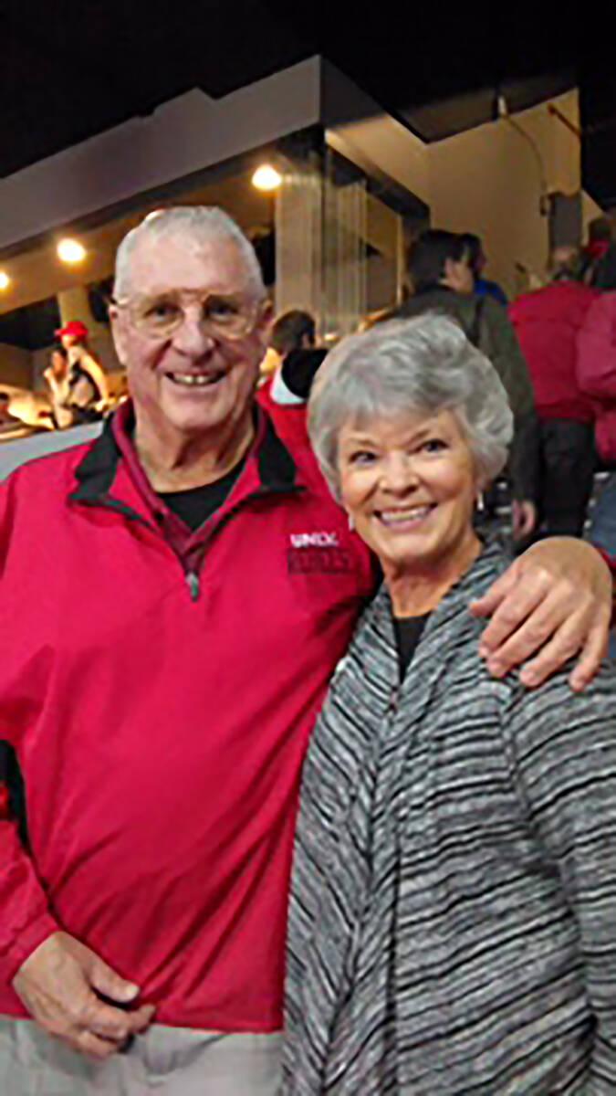 Debbie and Rich Olsen