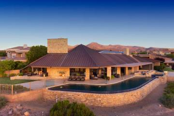 This Anthem Country Club mansion sold for $10 million. It's the second-highest sale on the Mul ...